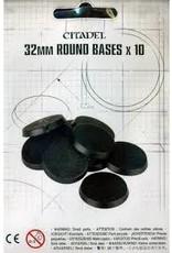 Citadel Citadel 32mm Round Bases