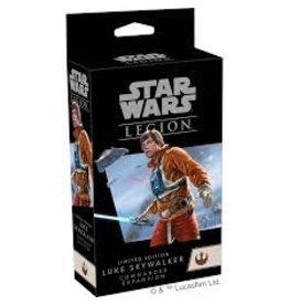 Atomic Mass Games Star Wars Legion Limited Edition Luke Skywalker Commander Expansion
