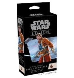 Fantasy Flight Games Star Wars Legion Limited Edition Luke Skywalker Commander Expansion