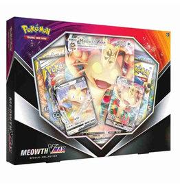 Pokemon Pokemon TCG: Meowth VMAX International Box