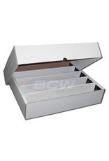 BCD Cardboard Box - 5000 Count - Full Lid