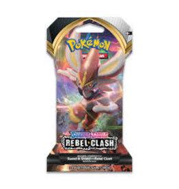 Pokemon Pokemon TCG: Sword & Shield - Rebel Clash Sleeved Booster