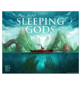 Red Raven Games Sleeping Gods (Pre Order)