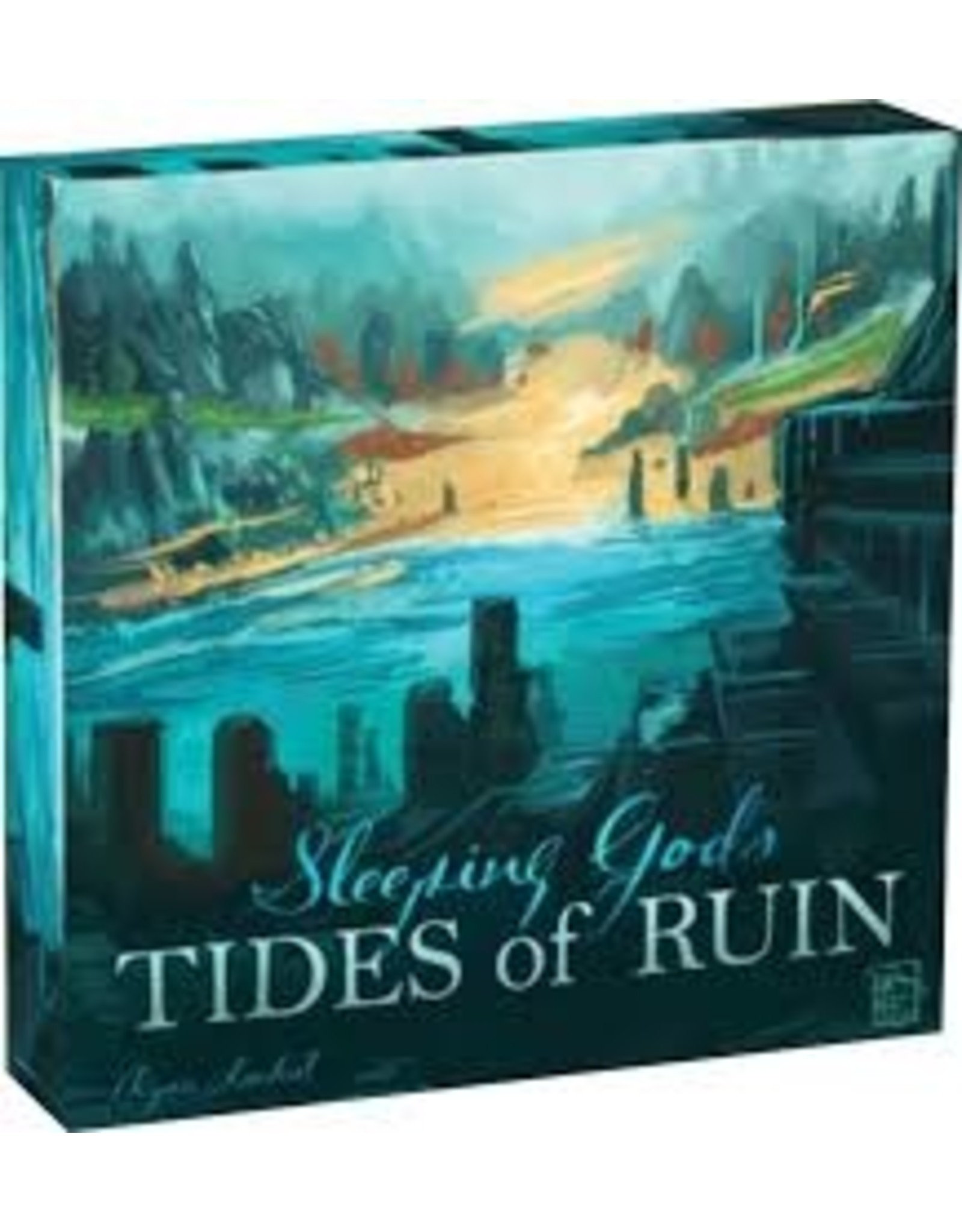 Red Raven Games Sleeping Gods: Tides of Ruin