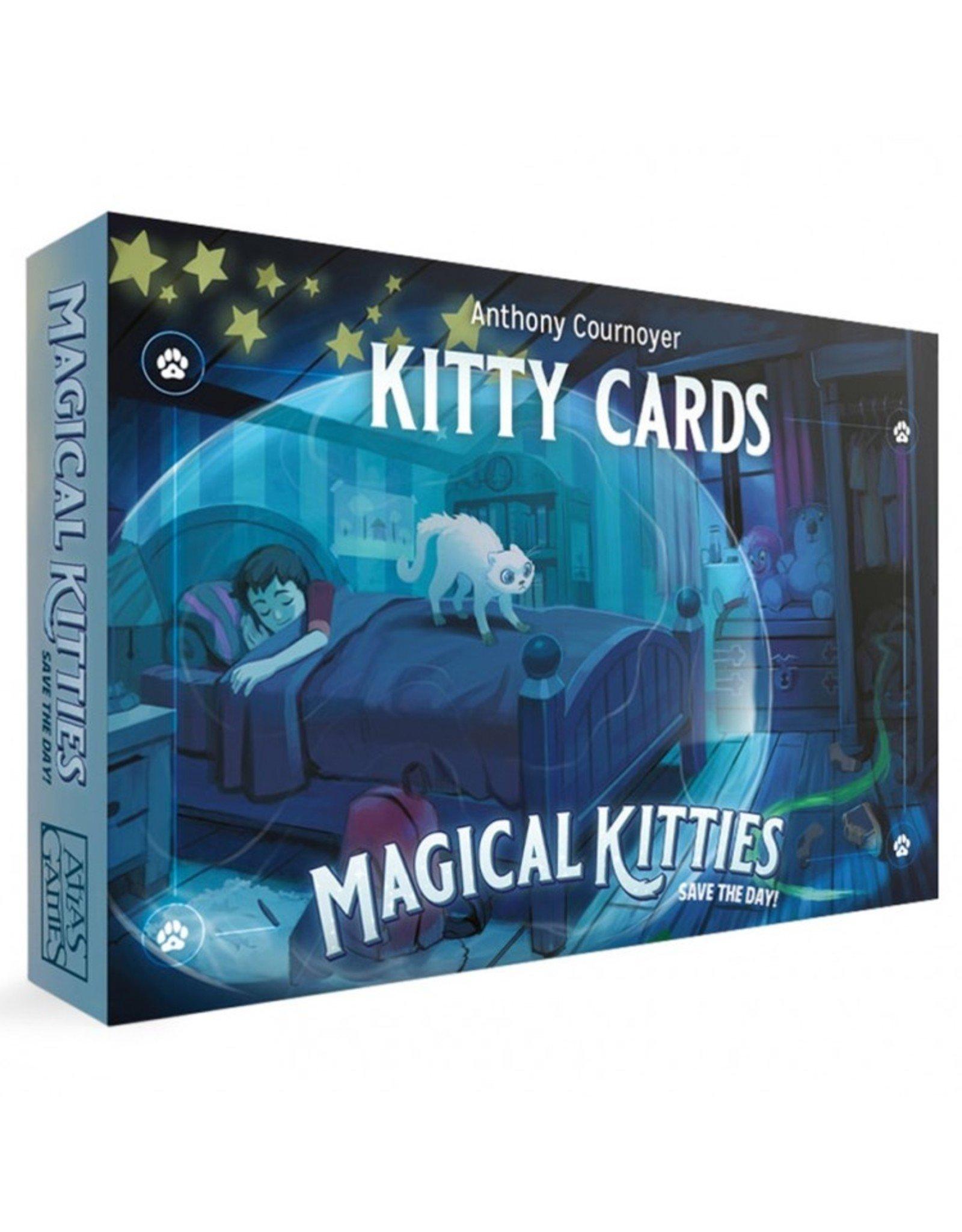 Atlas Games Magical Kitties Kitty Cards