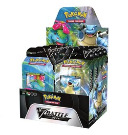 Pokemon PKM: V Battle Deck:Venusaur/Blastoise Battle Deck