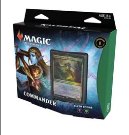 Magic Magic the Gathering: Kaldheim Commander - Elven Empire