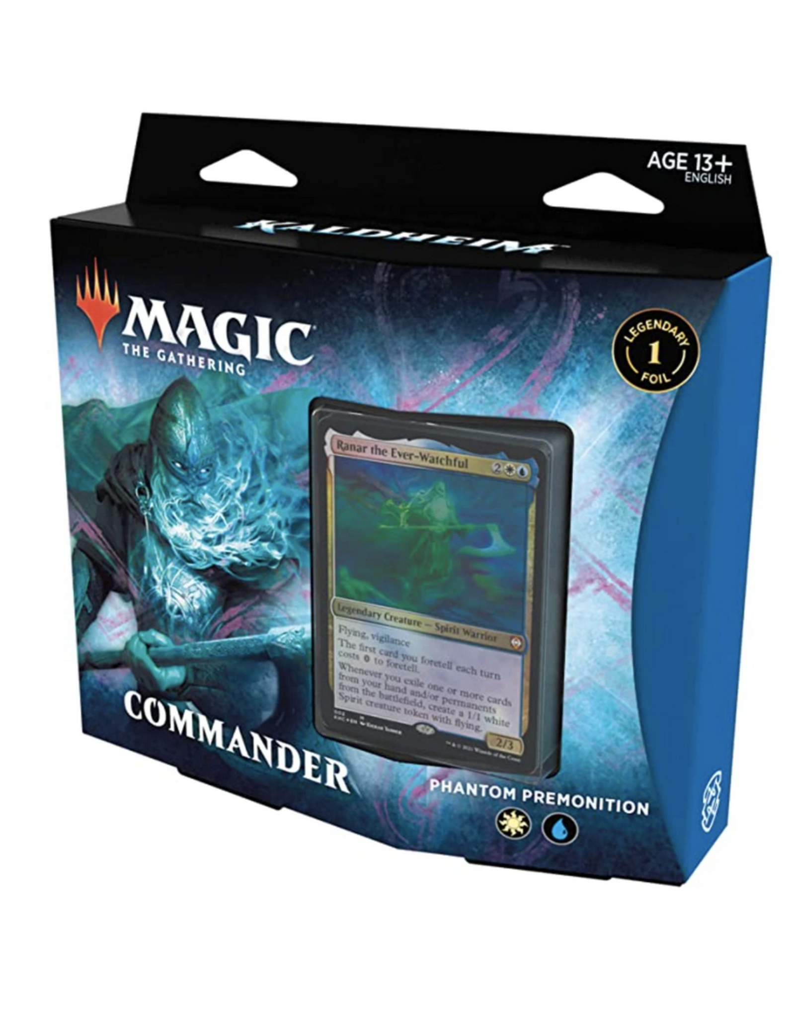 Magic Magic the Gathering: Kaldheim Commander - Phantom Premonition