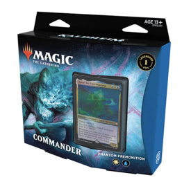 Magic Magic the Gathering: Kaldheim Commander - Phantom Premonition