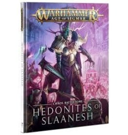 Age of Sigmar Battletome: Hedonites Of Slaanesh