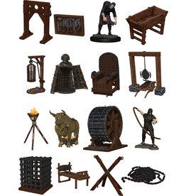 Wiz Kids WarLock Tiles: Accessory - Torture Chamber