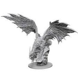 Wiz Kids Pathfinder Deep Cuts: W12.5 Silver Dragon