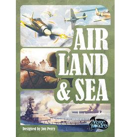 Arcane Wonders Air, Land & Sea (Revised Edition)