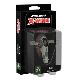 Fantasy Flight Games Star Wars X-Wing: 2nd Edition - Slave 1 Expansion
