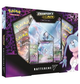 Pokemon PKM: Champion's Path Collection: Hatterene V
