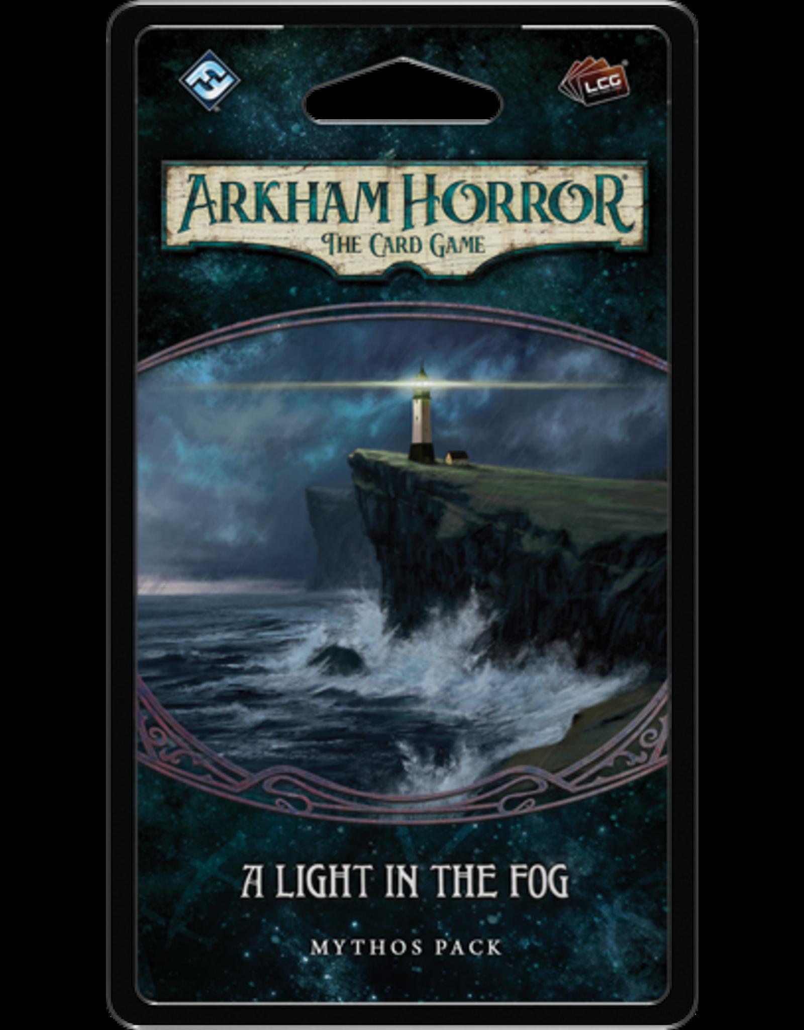 Fantasy Flight Games Arkham Horror LCG: A Light in the Fog