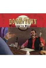 Alderac Entertainment Group Doomtown: Welcome to Deadwood Expansion