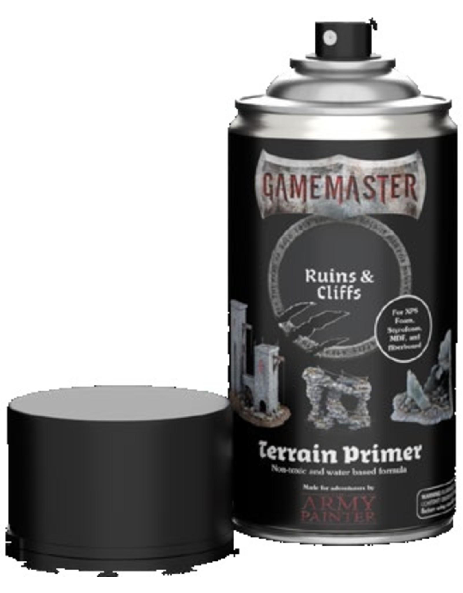 Army Painter Gamemaster: Terrain Primer: Ruins & Cliffs