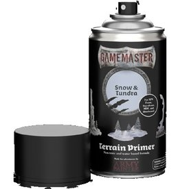 Army Painter Gamemaster: Terrain Primer: Snow & Tundra (Pre Order)