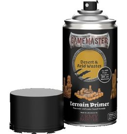 Army Painter Gamemaster: Terrain Primer: Desert & Arid Wastes (Pre Order)