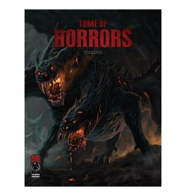 5th Edition D&D: Tome of Horrors 2020 (Pre Order)