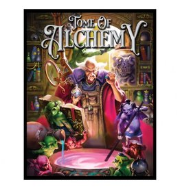 5th Edition D&D: Tome of Alchemy	(Pre Order)
