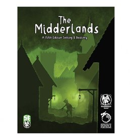 5th Edition D&D: The Midderlands	(Pre Order)