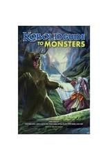 Kobold Press Kobold: Guide to Monsters