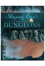 Red Raven Games Sleeping Gods: Dungeons Expansion (Pre Order)
