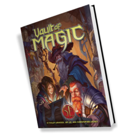 Kobold Press 5E: Vault of Magic (Pre Order) (October)