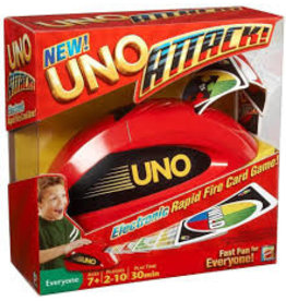 Mattel UNO: Attack