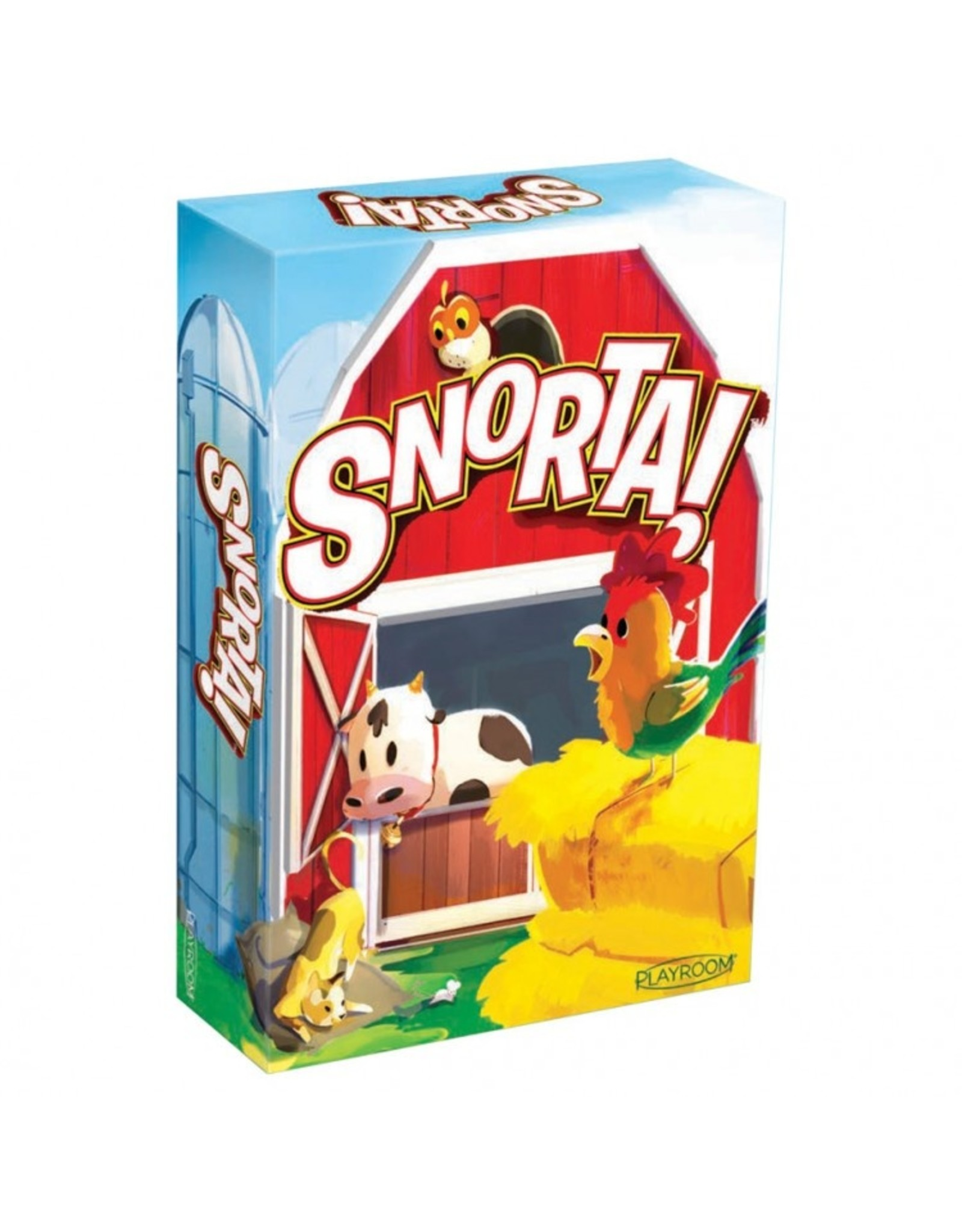 Playroom Entertainment Snorta!