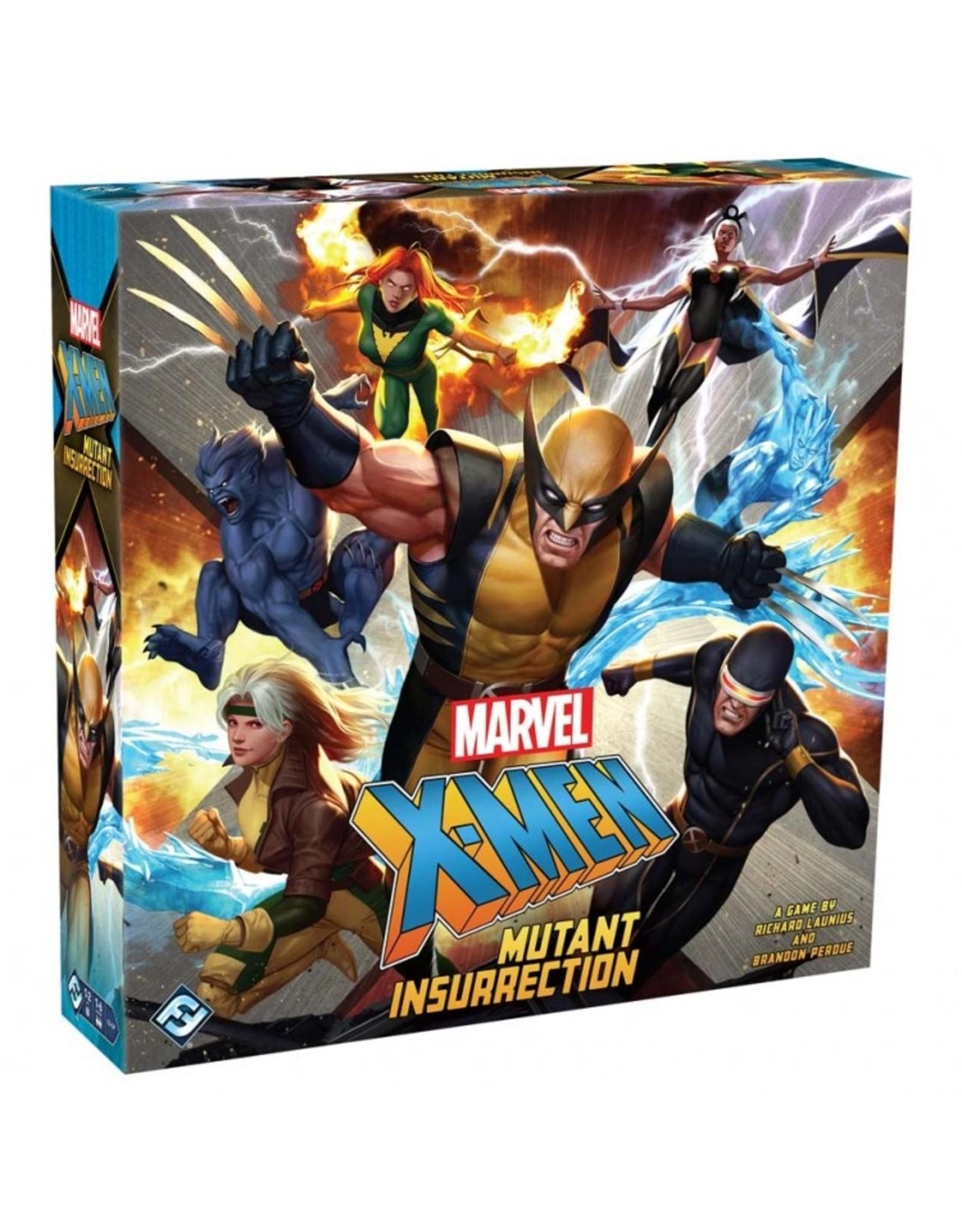 Fantasy Flight Games X-Men Mutant Insurrection