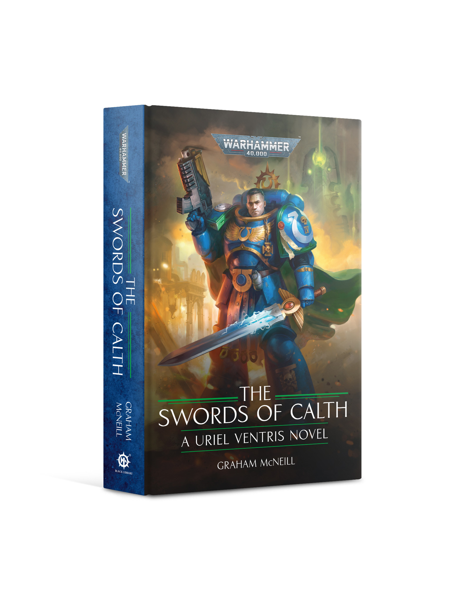 Warhammer 40K Uriel Ventris:  The Swords of Calth