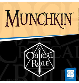 The OP Munchkin: Critical Role (Pre Order)