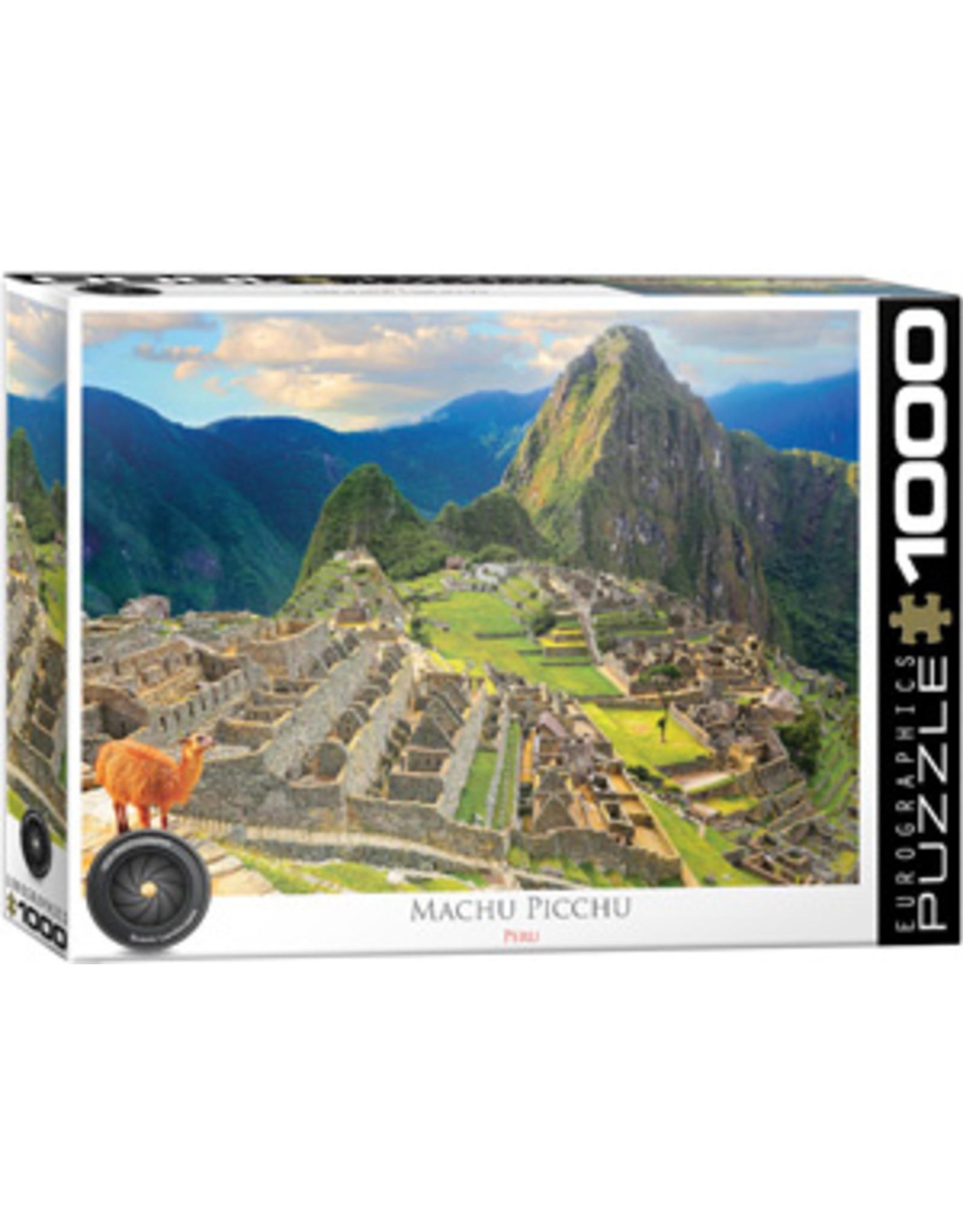Eurographics Peru - Machu Pichu