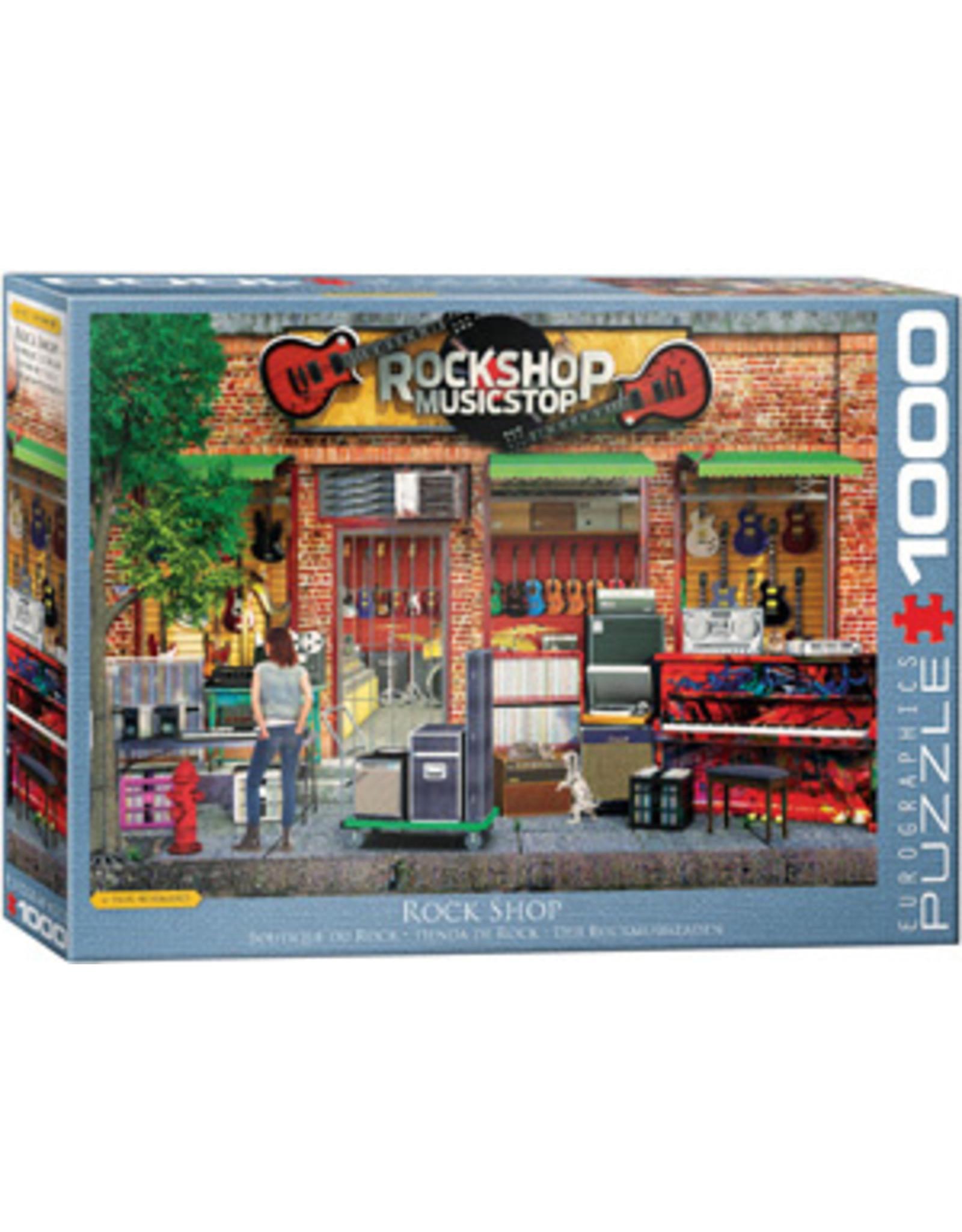 Eurographics Rock Shop