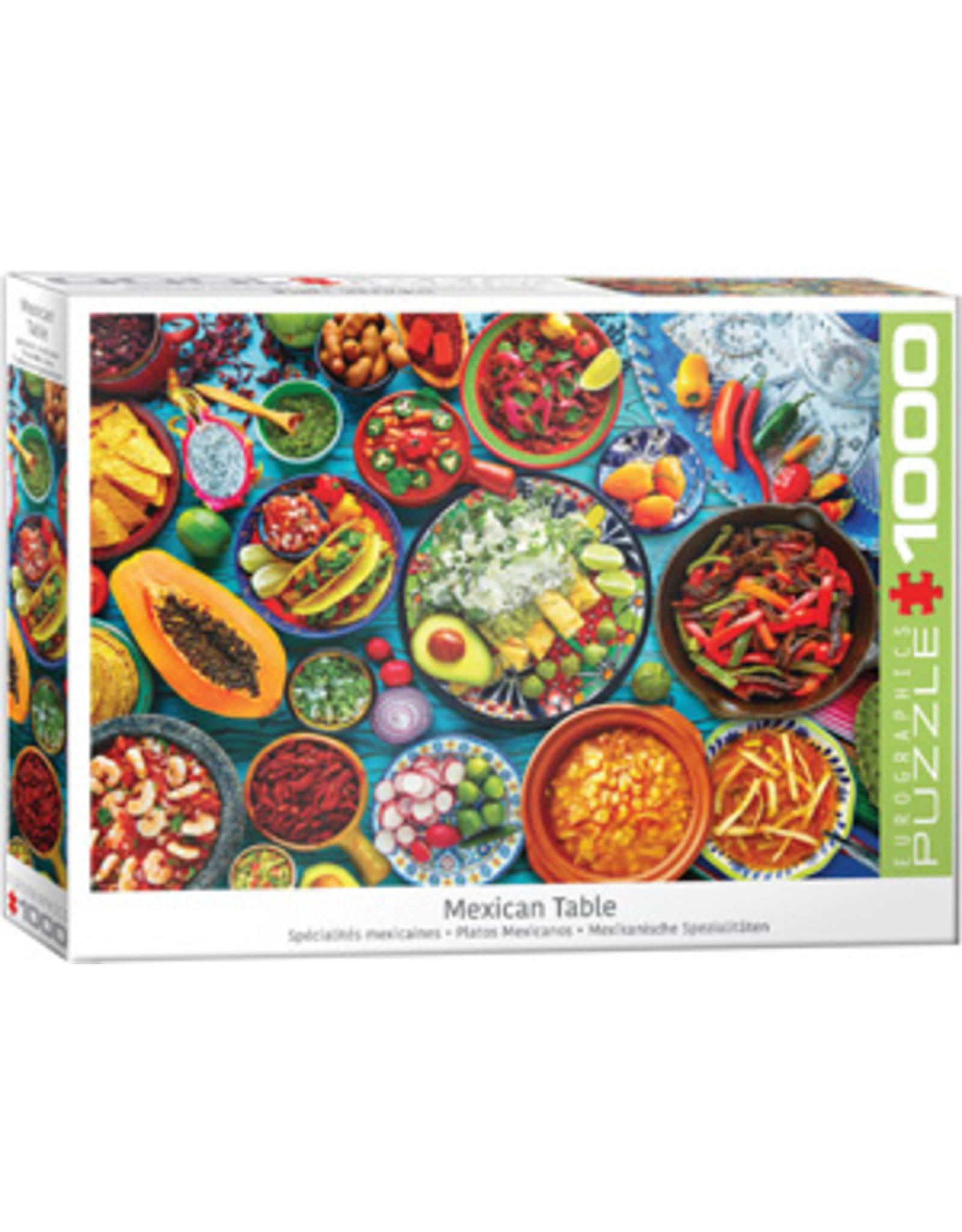 Eurographics Mexican Table