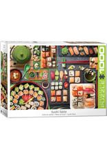 Eurographics Sushi Table
