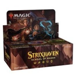 Magic Magic The Gathering: Strixhaven Draft Booster (36Ct) (Pre Order)
