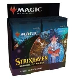 Magic Magic The Gathering: Strixhaven Collector Booster (12Ct) (Pre Order)