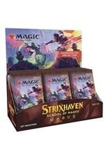 Magic Magic The Gathering: Strixhaven Set Booster (30Ct)