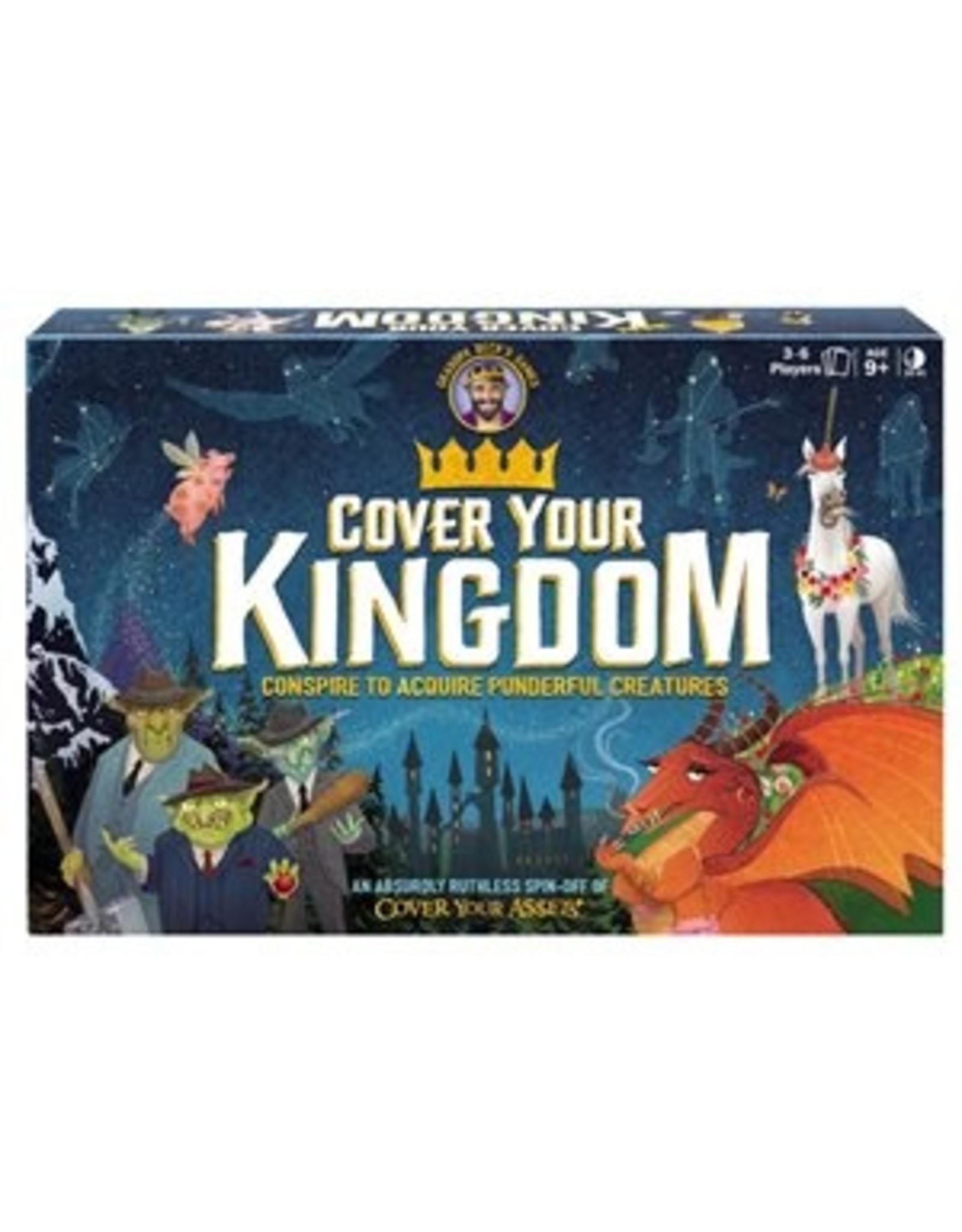 Grandpa Beck Cover Your Kingdom
