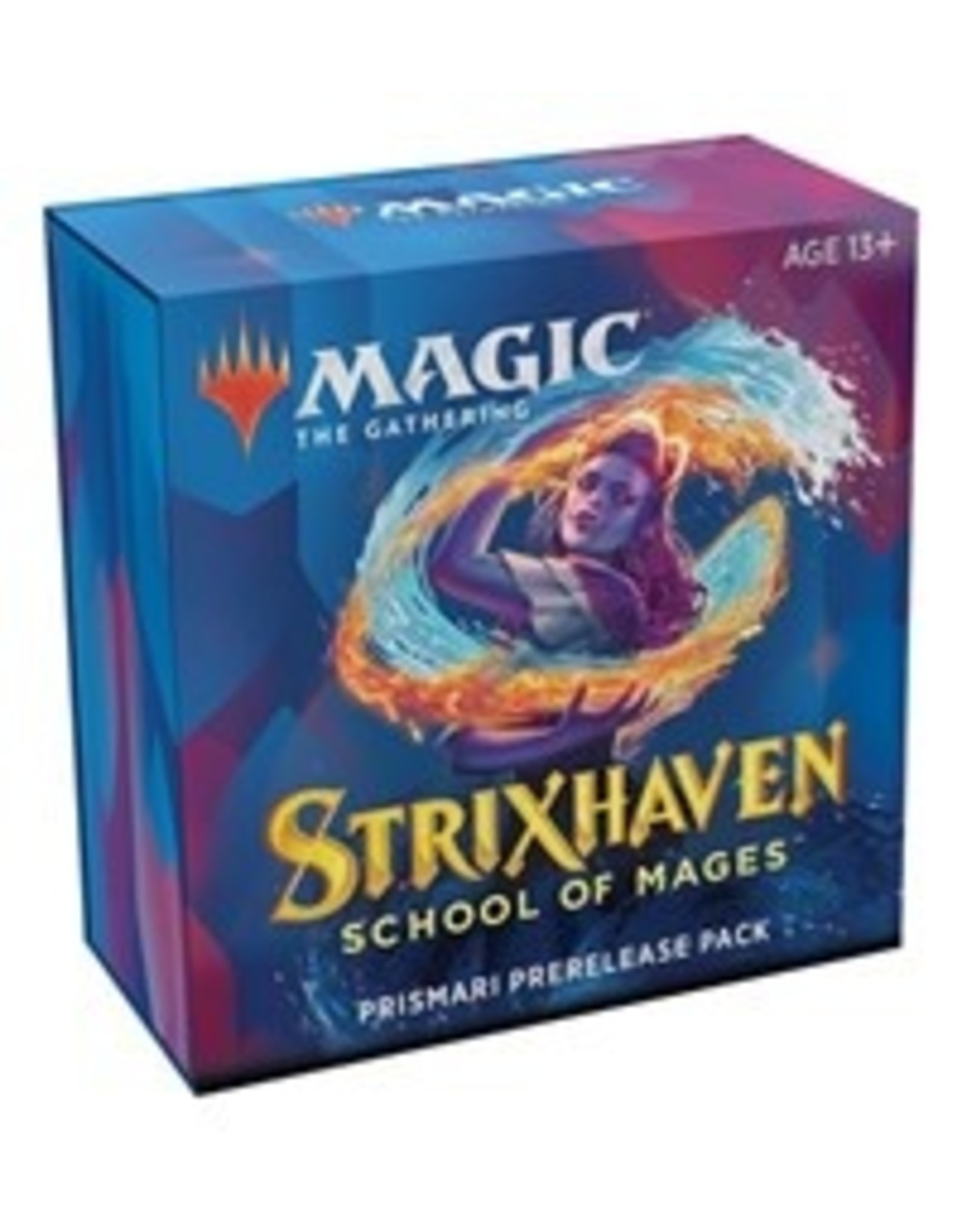 Magic Strixhaven: School of Mages - Prerelease Pack [Prismari]