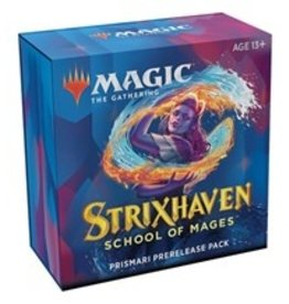 Magic Strixhaven: School of Mages - Prerelease Pack [Prismari]