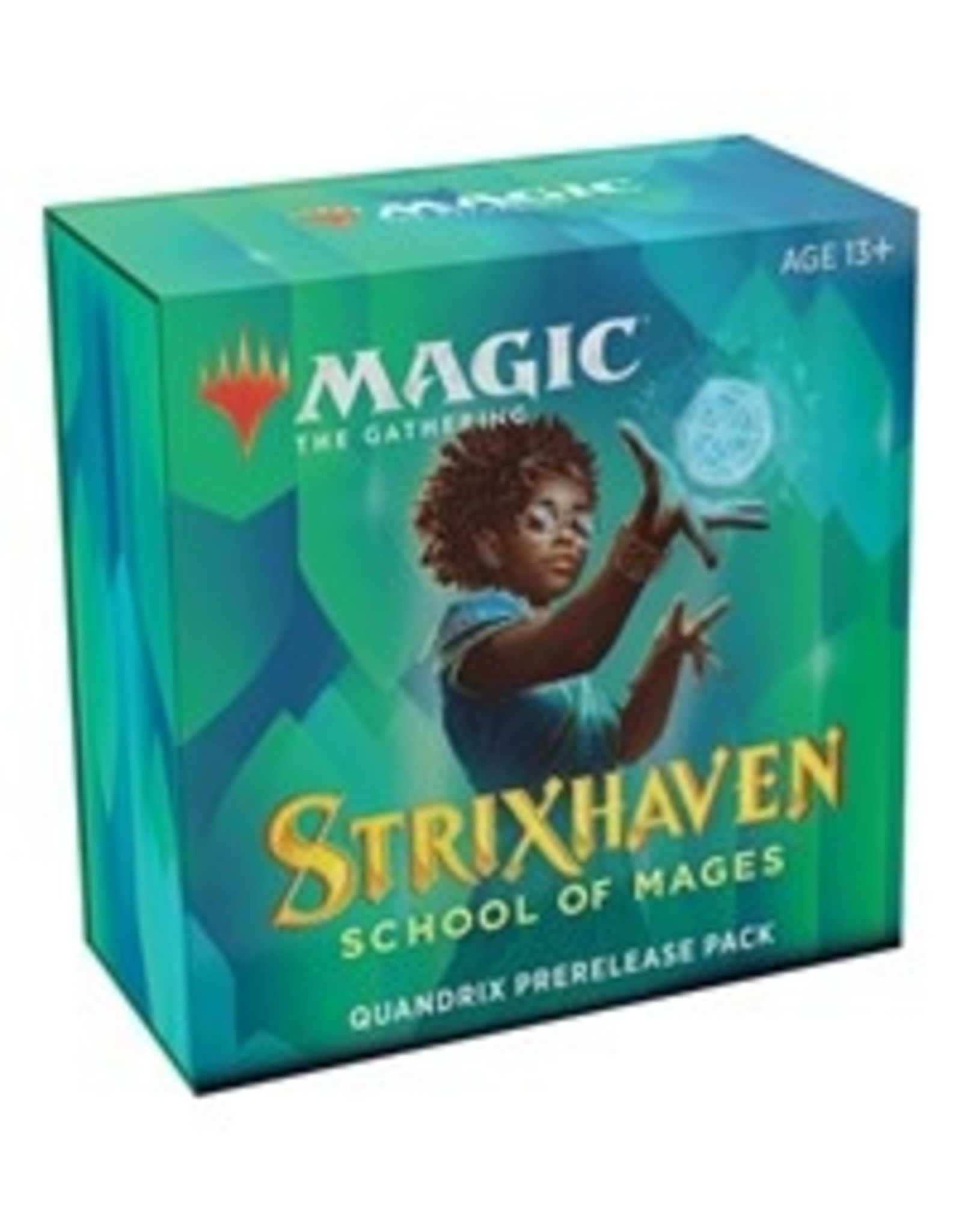 Magic Strixhaven: School of Mages - Prerelease Pack [Quandrix] (Pre Order)
