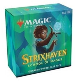 Magic Strixhaven: School of Mages - Prerelease Pack [Quandrix]