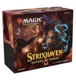 Magic Magic The Gathering: Strixhaven Bundle (Pre Order)