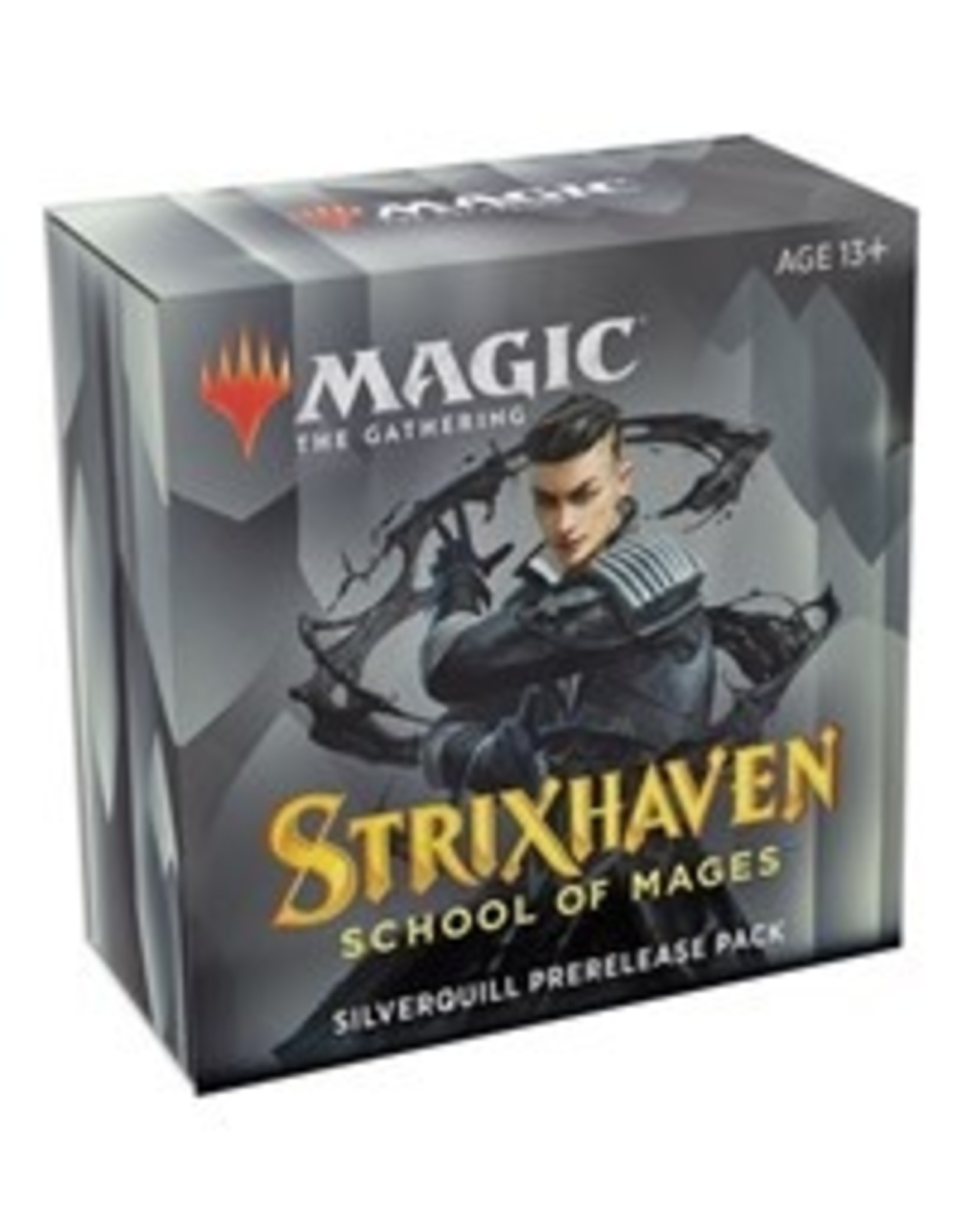 Magic Strixhaven: School of Mages - Prerelease Pack [Silverquill]