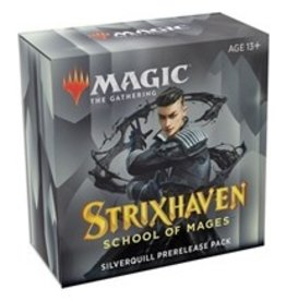 Magic Strixhaven: School of Mages - Prerelease Pack [Silverquill] (Pre Order)